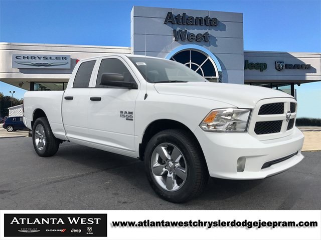 New 2019 Ram 1500 Classic Express Quad Cab In Lithia Springs 528619