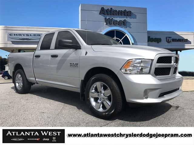 New 2018 RAM 1500 Express Quad Cab in Lithia Springs #324913 ...