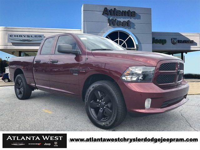 New 2019 RAM 1500 Classic Express Quad Cab in Lithia Springs #500271 ...