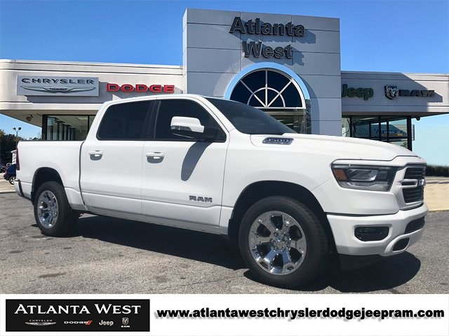 New 2019 Ram All New 1500 Big Horn Lone Star Crew Cab In Lithia