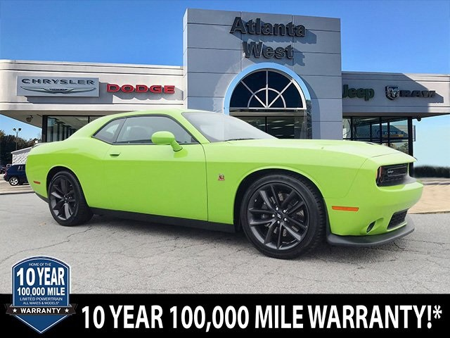 Certified Pre-Owned 2019 Dodge Challenger R/T Scat Pack