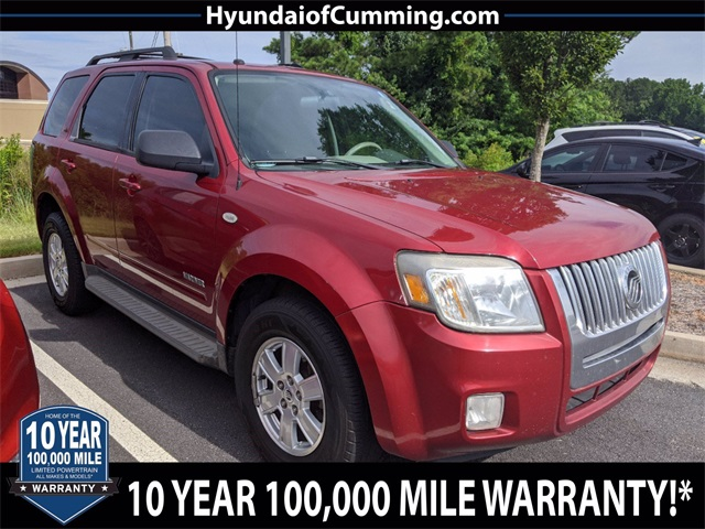 Pre-Owned 2008 Mercury Mariner I4