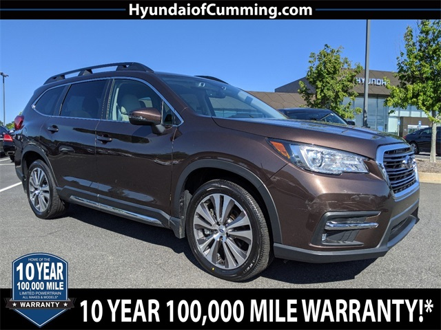 Pre-Owned 2019 Subaru Ascent Limited