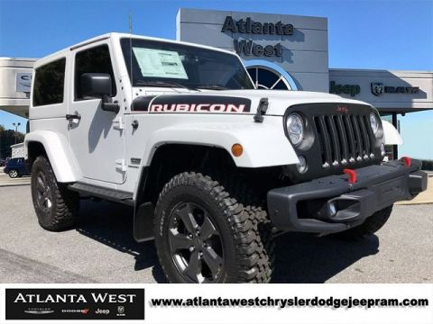 New 2018 JEEP Wrangler JK Rubicon Recon
