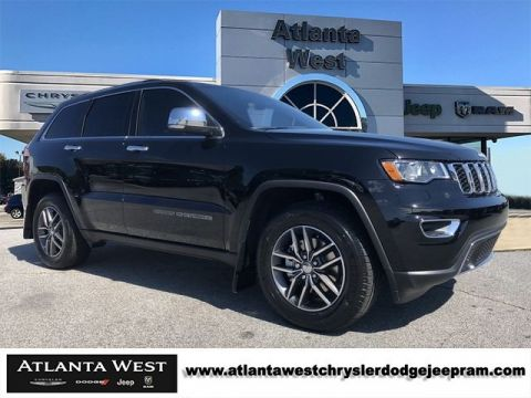 New 2018 JEEP Grand Cherokee Limited